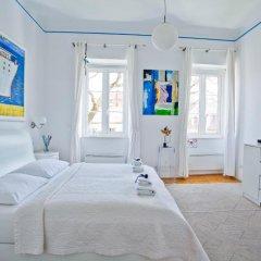Отель Rooms Zagreb 17 4* Улучшенный номер с различными типами кроватей фото 13