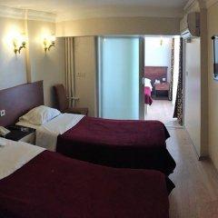 Hotel Akyildiz 3* Стандартный семейный номер с двуспальной кроватью фото 6