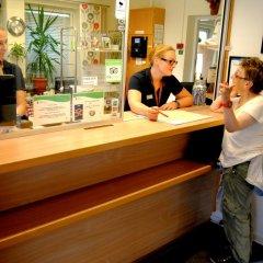 Отель Stf Hostel Malmo Eriksfalt Швеция, Мальме - отзывы, цены и фото номеров - забронировать отель Stf Hostel Malmo Eriksfalt онлайн интерьер отеля фото 2