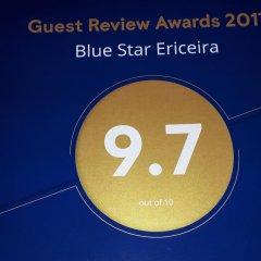 Отель Blue Star Ericeira спортивное сооружение