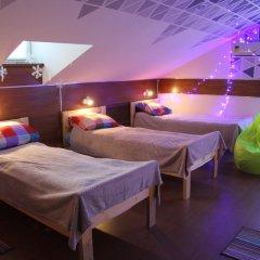 Hostel Cherdak Кровать в общем номере фото 19
