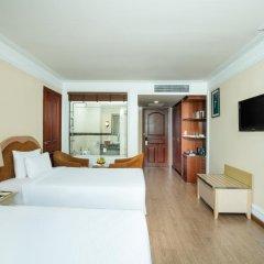 Sunrise Nha Trang Beach Hotel & Spa 4* Номер Премьер с двуспальной кроватью фото 3