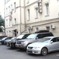 Гостиница Лафаетт парковка