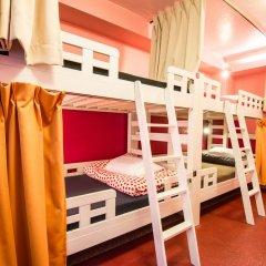 Отель Khaosan Tokyo Laboratory Кровать в женском общем номере фото 5