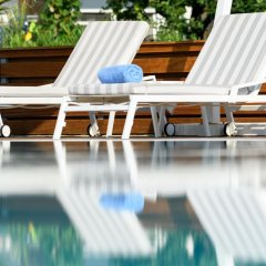 Отель Antigoni Beach Resort бассейн фото 3