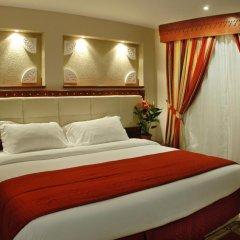 Отель Al Liwan Suites 4* Люкс с двуспальной кроватью фото 4