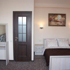 Гостиница Приморская Стандартный номер с различными типами кроватей фото 5