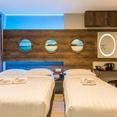 Fragrance Hotel - Selegie 3* Бунгало с различными типами кроватей фото 4