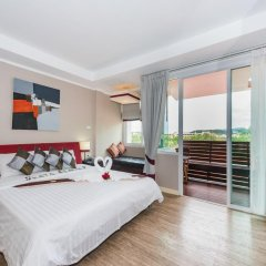 Апартаменты Kata Beach Studio Улучшенная студия с различными типами кроватей фото 45