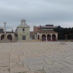 Hotel Trapemar Silos пляж