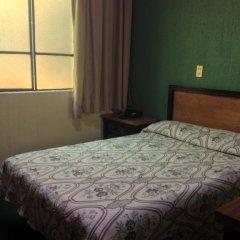 Hotel Nueva Galicia 3* Номер Делюкс с различными типами кроватей фото 12