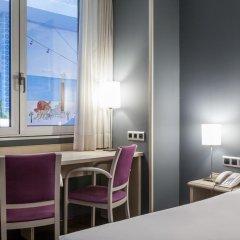 Отель ILUNION Bel-Art 4* Стандартный номер с различными типами кроватей фото 11