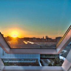 Отель Penthouse Suite Gasteig Мюнхен бассейн