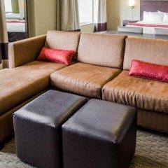 Отель Comfort Suites Sarasota - Siesta Key 3* Люкс с различными типами кроватей фото 4