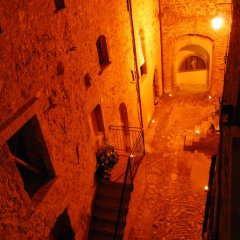 Отель Il Castello Di Perchia Сполето развлечения