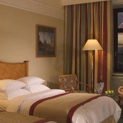Гостиница Марриотт Москва Гранд 5* Номер Делюкс с различными типами кроватей фото 3