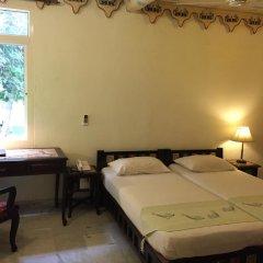 Отель Ikaki Niwas 3* Стандартный номер с различными типами кроватей фото 5