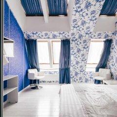 Гостиница Британика Стандартный номер двуспальная кровать фото 2