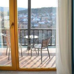 Hotel Old Tbilisi 3* Номер Делюкс двуспальная кровать фото 9