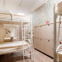Хостел Успенский Двор Кровать в мужском общем номере с двухъярусной кроватью фото 4