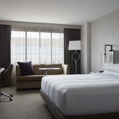 Отель Washington Marriott Georgetown 3* Стандартный номер с различными типами кроватей фото 3