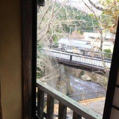 Отель Sujiyu Onsen Daikokuya Япония, Минамиогуни - отзывы, цены и фото номеров - забронировать отель Sujiyu Onsen Daikokuya онлайн балкон