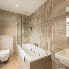 Отель Docklands Lodge London 3* Улучшенный номер с различными типами кроватей фото 2