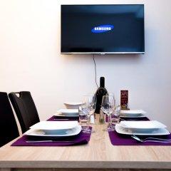 Апартаменты Living Like Home Apartments Вена питание
