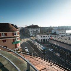 Olympia Hotel Zurich 3* Полулюкс с различными типами кроватей