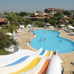 Club Serena Beach Hotel Титреенгёль бассейн фото 2