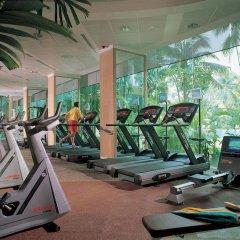 Апартаменты Shangri-La Apartments фитнесс-зал