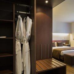 Отель Ayre Gran Via Испания, Барселона - 4 отзыва об отеле, цены и фото номеров - забронировать отель Ayre Gran Via онлайн сейф в номере