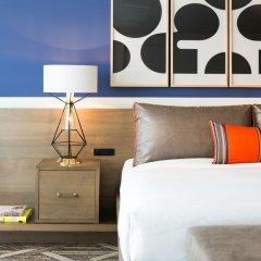 Kimpton Hotel Palomar Washington DC 4* Номер Делюкс с различными типами кроватей фото 3