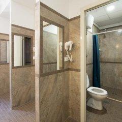 Alessandro Downtown Hostel Кровать в общем номере с двухъярусной кроватью фото 3