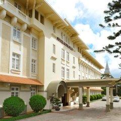 Du Parc Hotel Dalat парковка
