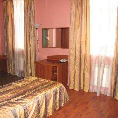 Гостиница Коттедж на Зелёном Стандартный номер с различными типами кроватей фото 5
