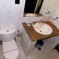 Отель Kandyan Arts Residency Канди ванная фото 2