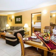 Отель Marbella Resort Sharjah 4* Полулюкс с различными типами кроватей фото 3