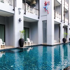 Отель The Par Phuket бассейн фото 3