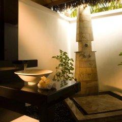 Отель Angsana Ihuru 5* Вилла Beachfront с различными типами кроватей фото 2