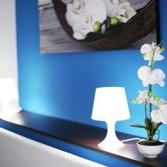 Отель Iris Room 3* Стандартный номер с различными типами кроватей фото 8