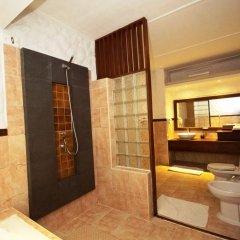 Отель Cinnamon Dhonveli Maldives-Water Suites 5* Бунгало с различными типами кроватей фото 5
