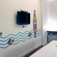 Отель Baan Saladaeng Boutique Guesthouse 3* Стандартный номер фото 3