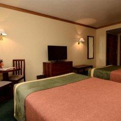Hotel Diego de Almagro Puerto Montt комната для гостей фото 2