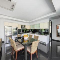 Отель Villas In Pattaya 5* Стандартный номер с различными типами кроватей фото 38