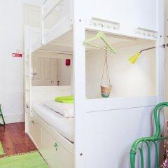 Lisbon Chillout Hostel Privates Стандартный номер с различными типами кроватей фото 7