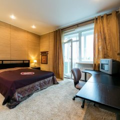 Апартаменты Universitet Luxury Apartment Улучшенные апартаменты с разными типами кроватей фото 9