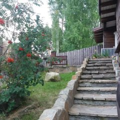 Гостиница Chalet with Fireplace for Family Vacation фото 2