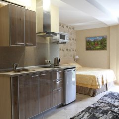 Апарт-Отель Hotelestet Улучшенные апартаменты фото 2