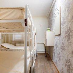 Хостел Успенский Двор Кровать в женском общем номере с двухъярусной кроватью фото 2